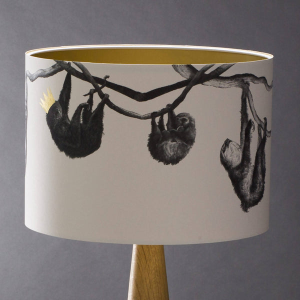 Sloths Lampshade