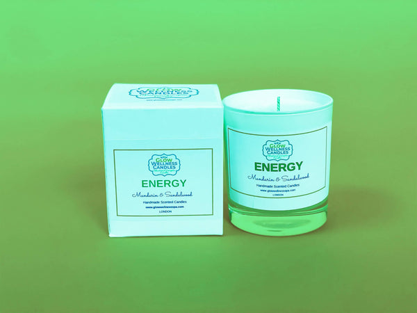 Energy Scented Candle 20cl