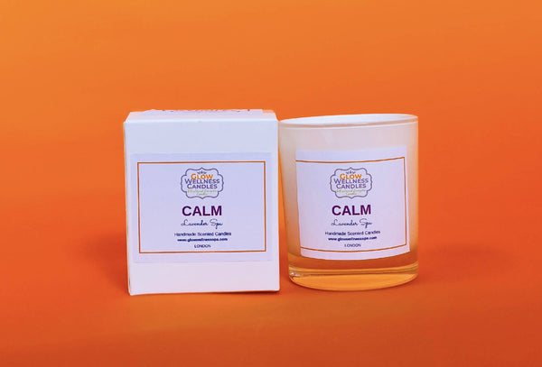 Calm Scented Candle 20cl