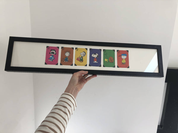 Original Snoopy and Friends Frame