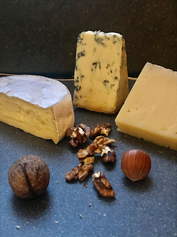 The Micro Cheesemonger Christmas selection