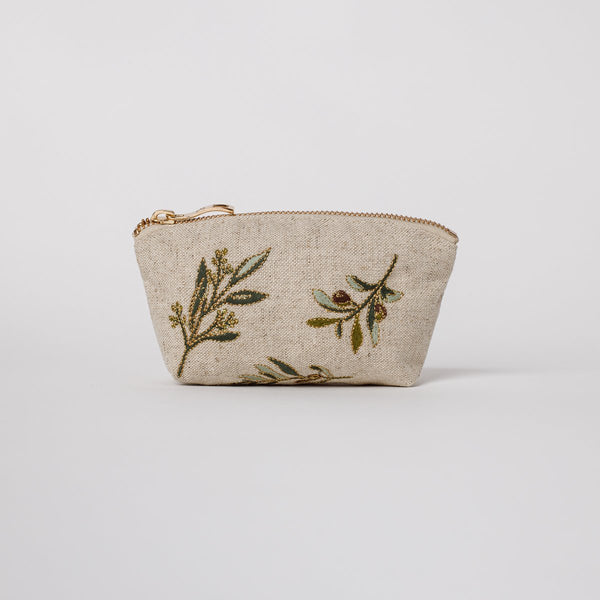 Olive Coin Purse