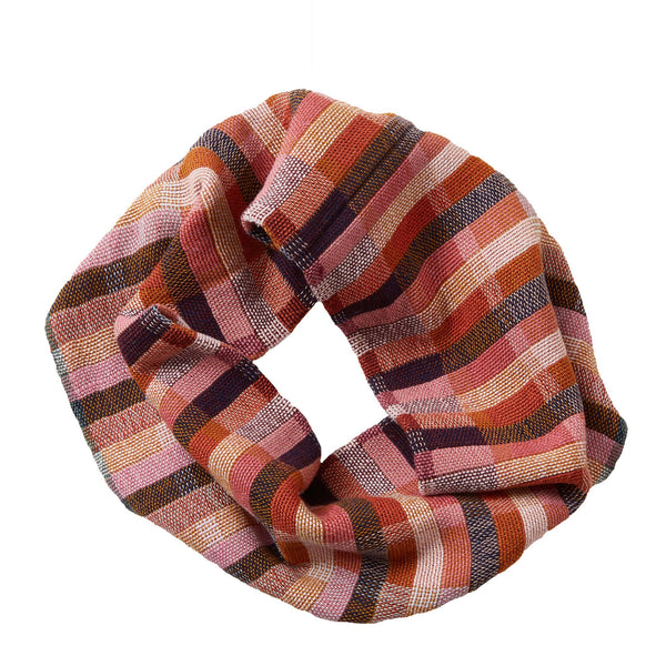 Heavyweight Cotton Snood Barbican Pink