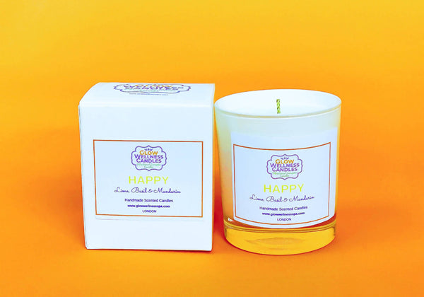Happy Scented Candle 20cl