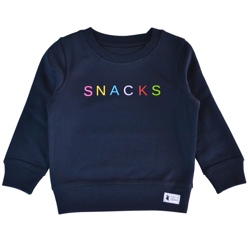 Unisex Snacks Jumper