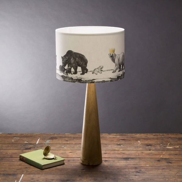 Better Go In Disguise - Bears Lampshade