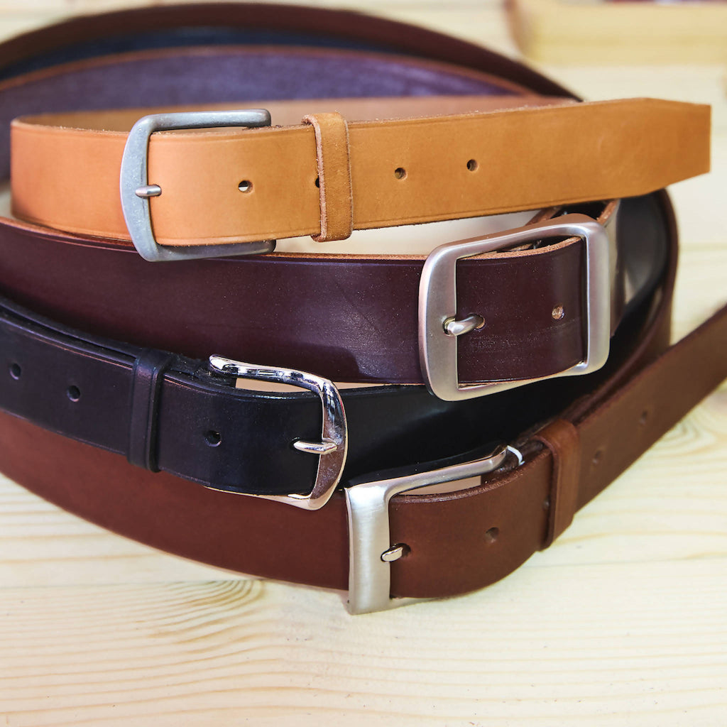 Leather Belt (Made To Measure)