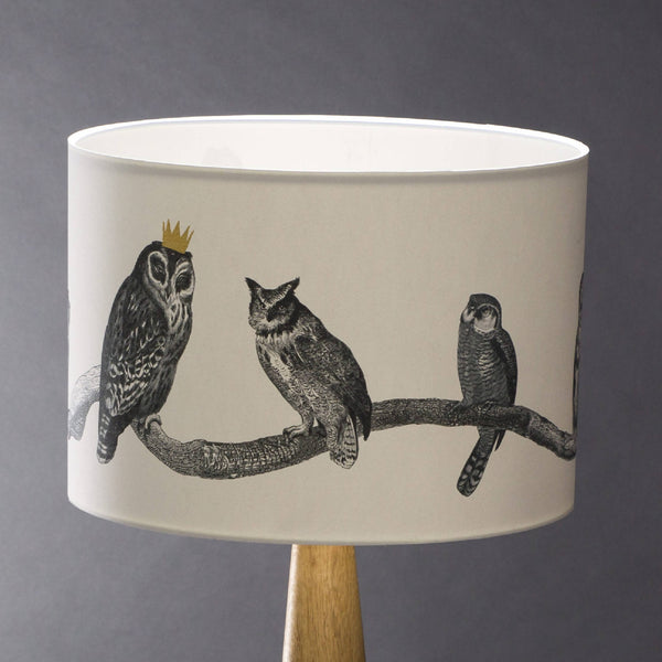 Parliament Of Owls Lampshade