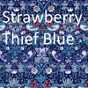 liberty print betsy strawberry thief blue