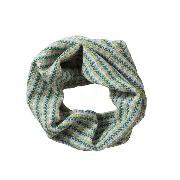 Merino Wool Snood Phoebe Green