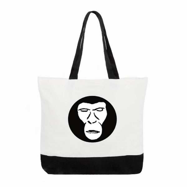 Apemen Two-Tone Deluxe Tote Bag