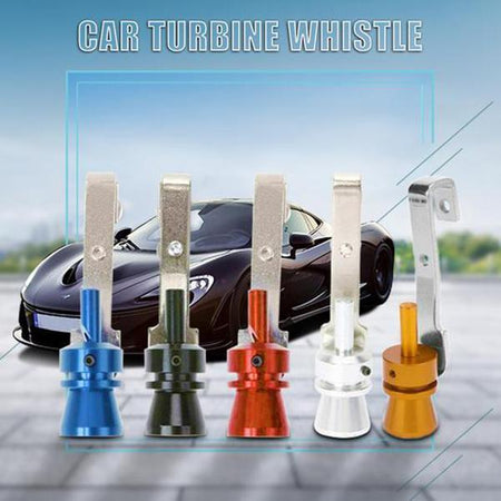 Exhaust Pipe Turbine Whistle Car Changer