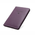 Anti-degaussing RFID Multifunctional Passport Bag Document Holder