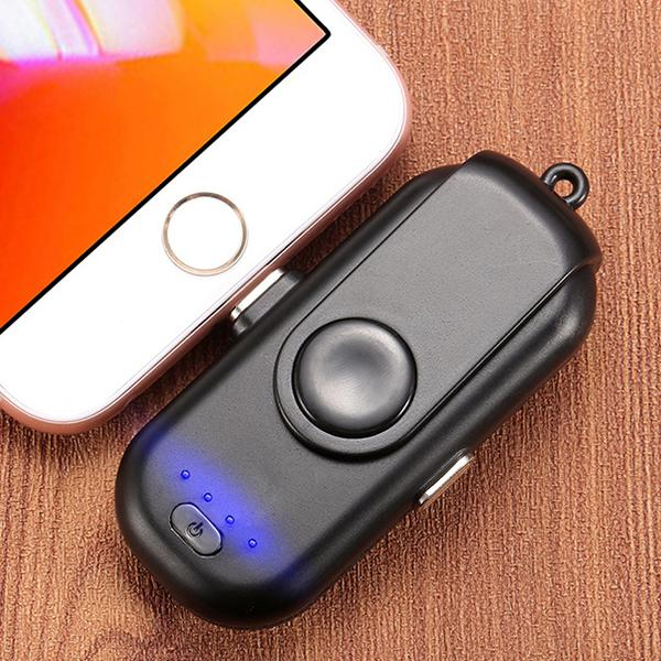 Magnetic Power Bank Mini Magnet Charger For iPhone & Android & Type C