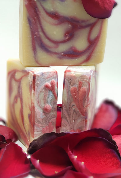 Love Spell type Goat Milk Soap- Love