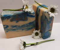 Clean Cotton Goat Milk Soap- Serenity