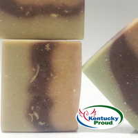 Rosemary, Mint, Tea tree Goat Milk Soap- Surrender