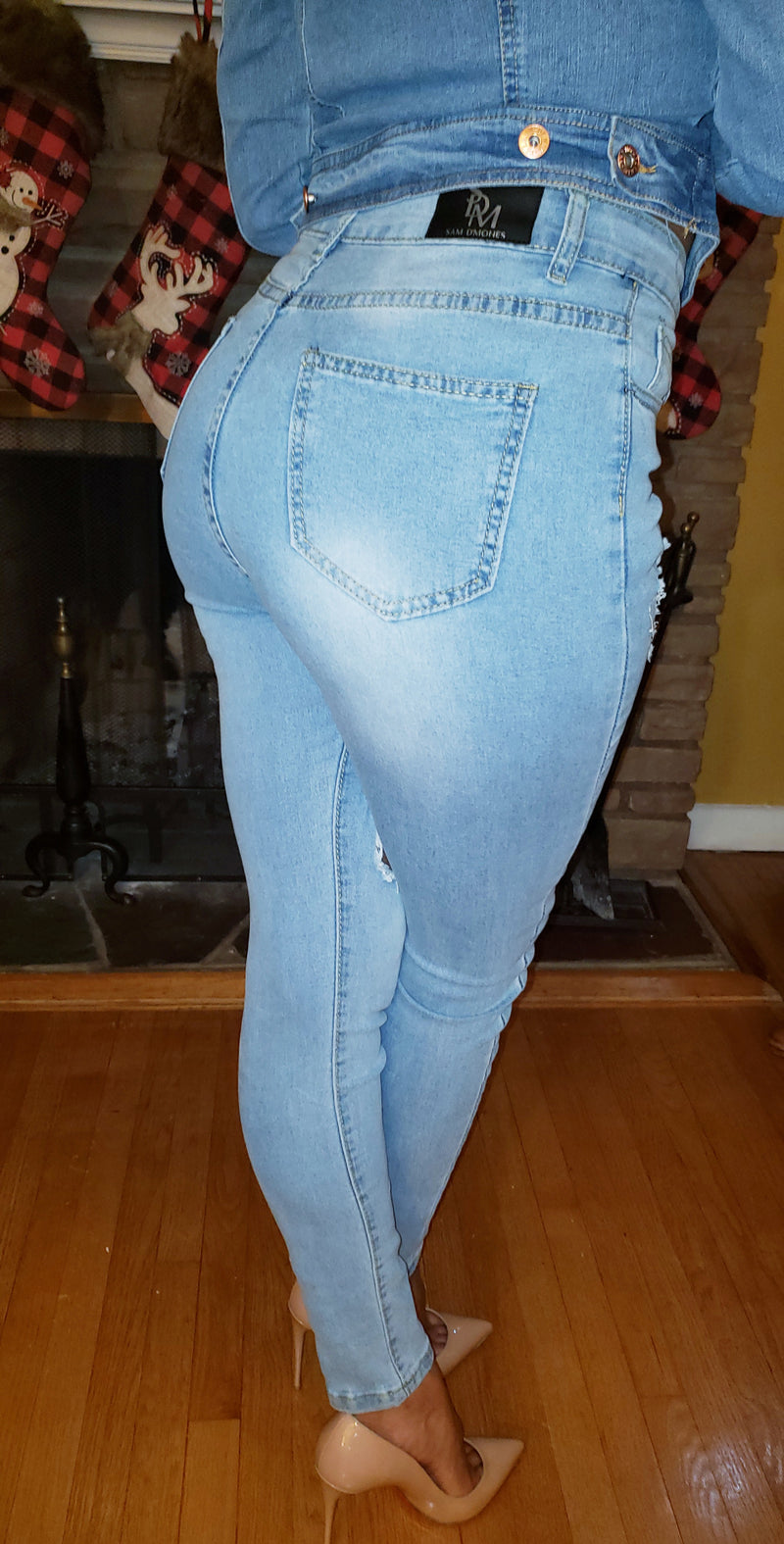 Curve Jeans By SAM D'MONES