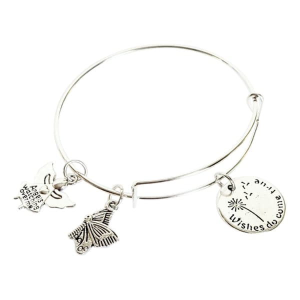 Wishes Do Come True Charm Bracelet