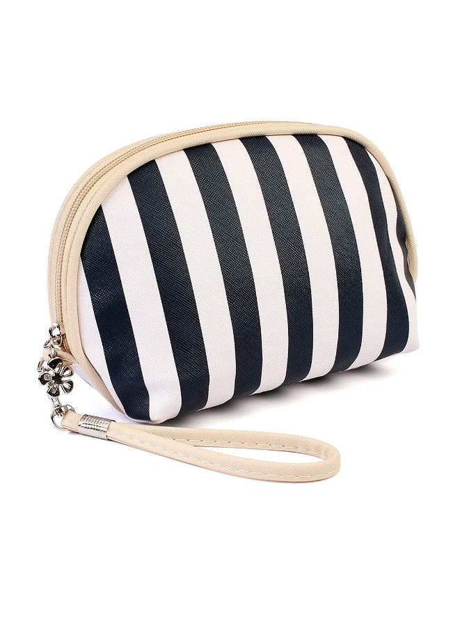 Westwood Stripe Cosmetic Bag