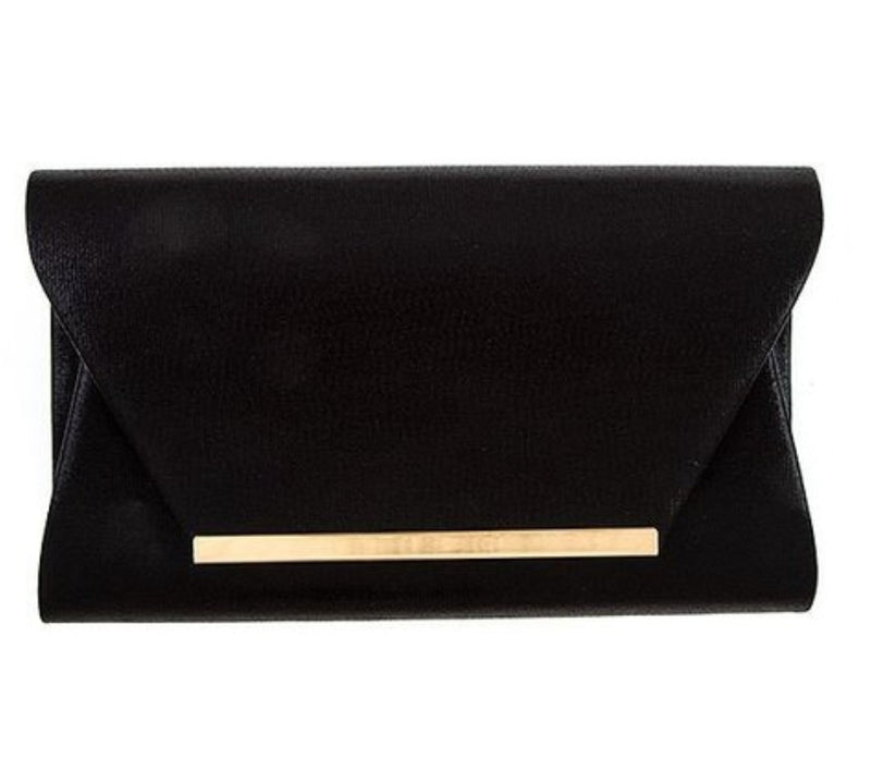 Metal Accent Clutch