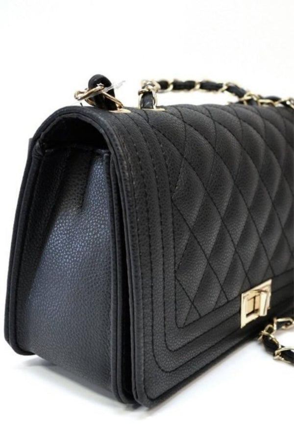 Classic Quilted Handbag