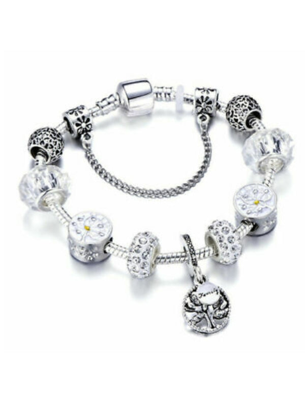 The Tree of Life Charm Bracelet