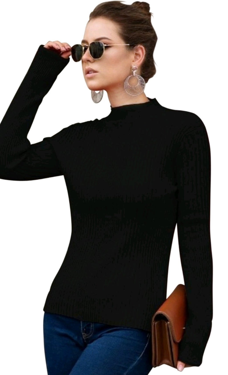 Slim Me Sweater By SAM D'MONES