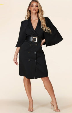 Gianna Blazer Dress