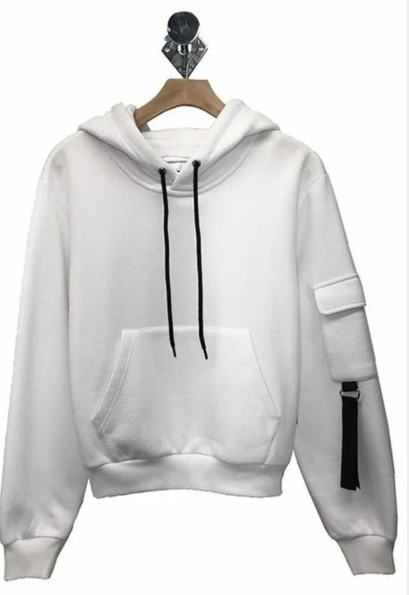 Cargo Pullover Hoodie