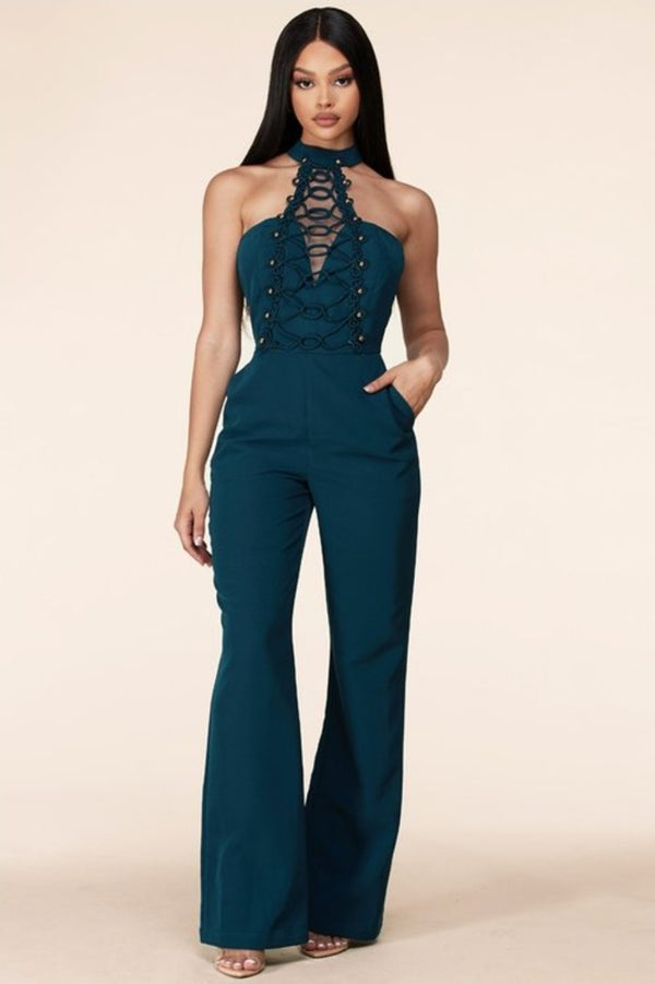 Francesca Brocelli Jumpsuit