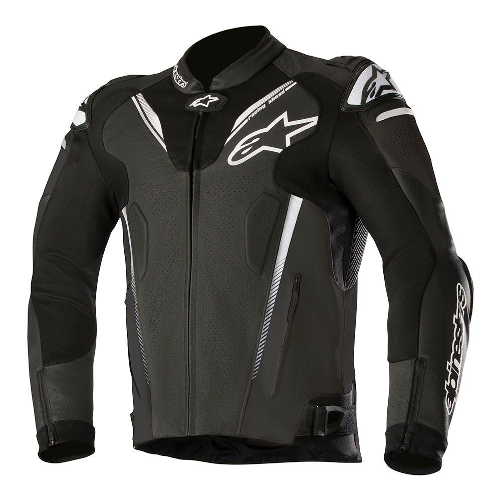Alpinestars Atem v3 Leather Jacket Black