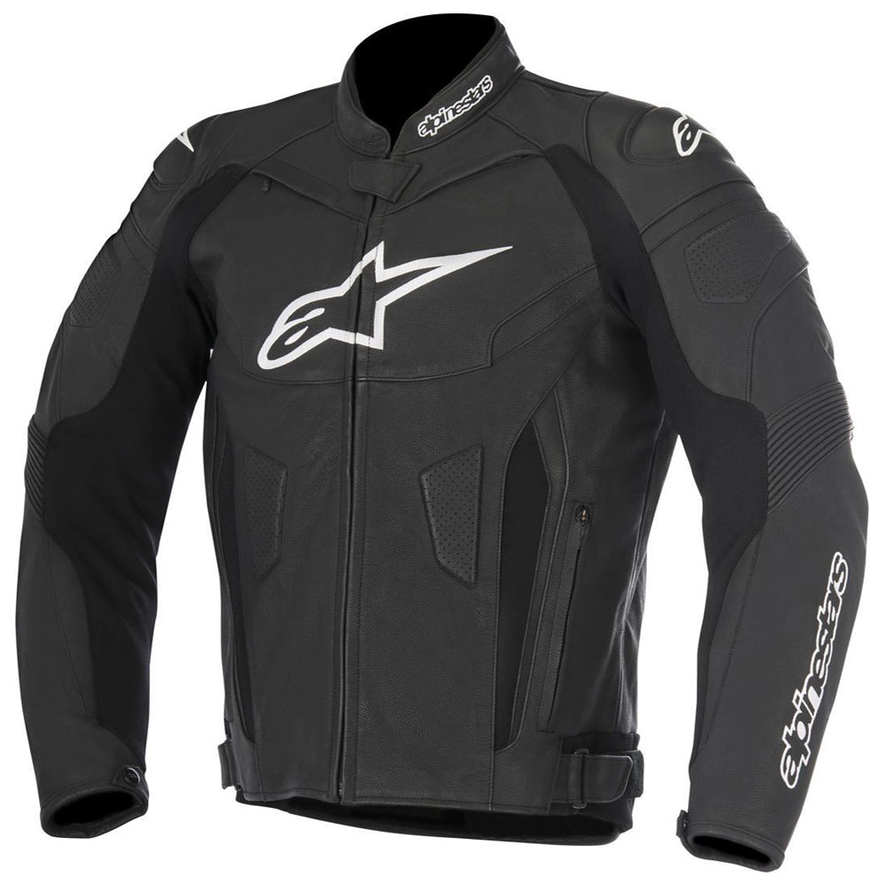 Alpinestars GP Plus R v2 Leather Jacket Black