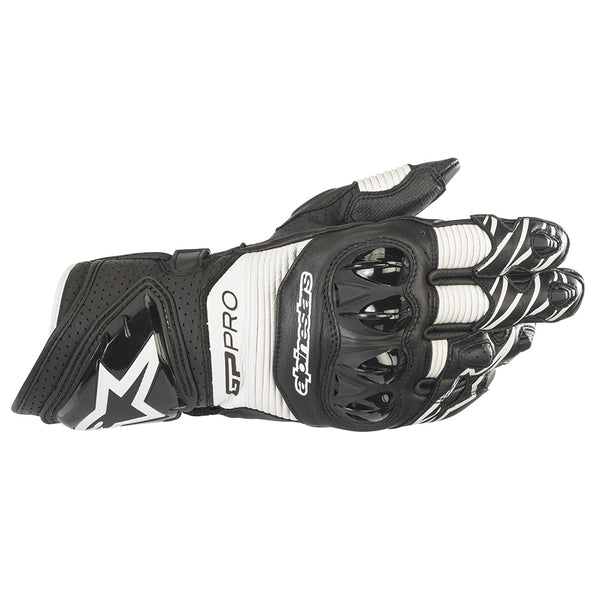 Alpinestars Gp Pro R3 Gloves Black & White