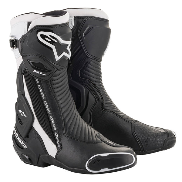Alpinestars SMX Plus v2 Boots Black & White