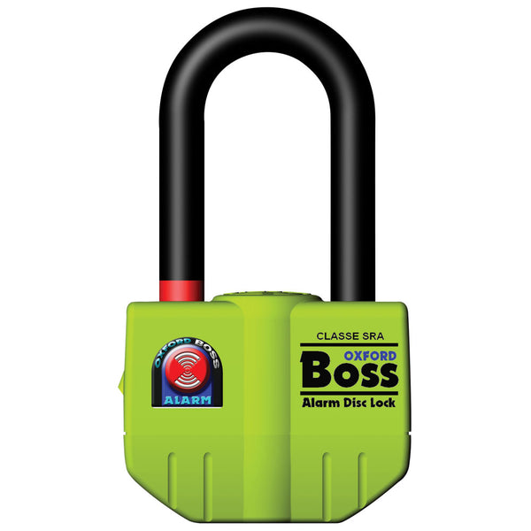 Oxford Big Boss Alarm Disc Lock -16mm