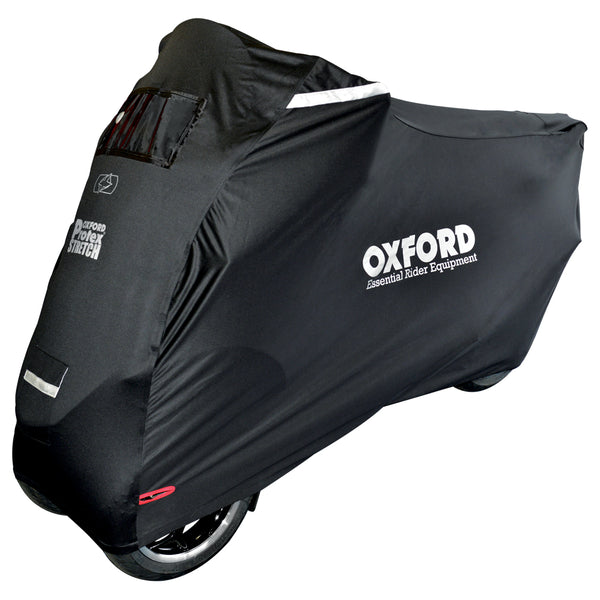 Oxford Protex Stretch Outdoor MP3/3 wheeler - Black
