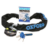 Oxford Nemesis Chain & Padlock