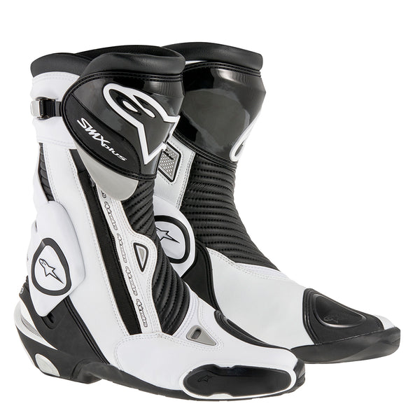 Alpinestars SMX Plus Boot Black & White
