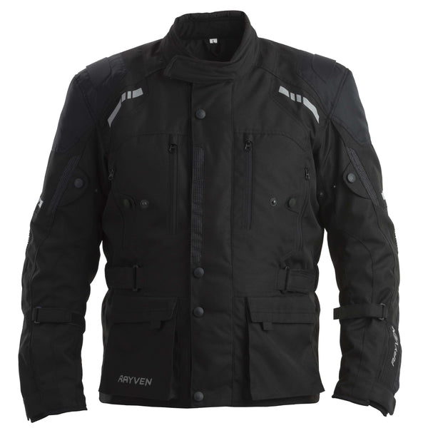 Rayven Guardian Black Jacket