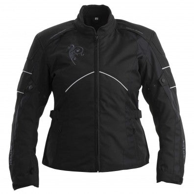 Rayven Juno Black Ladies Jacket
