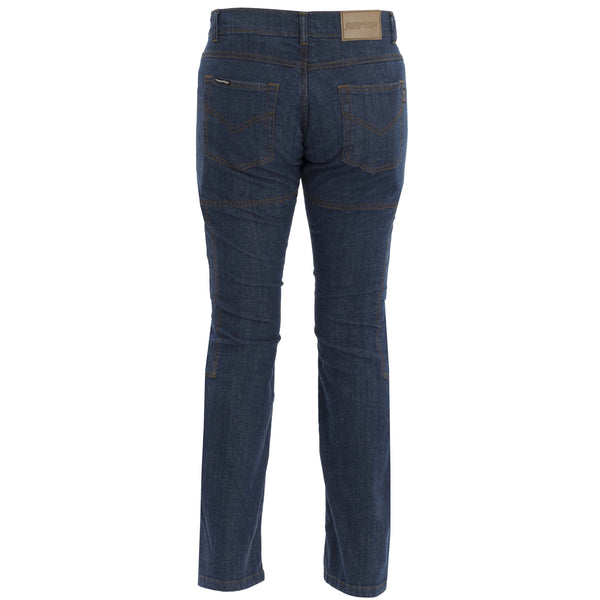Rayven Ladies Reinforced Venom Jeans Blue