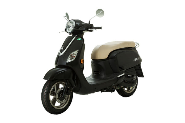 Sym Fiddle 200cc