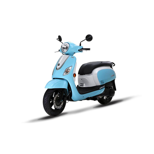 Sym Fiddle 50cc Euro5