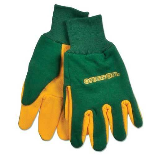 Oregon Ducks Two Tone Gloves - Adult