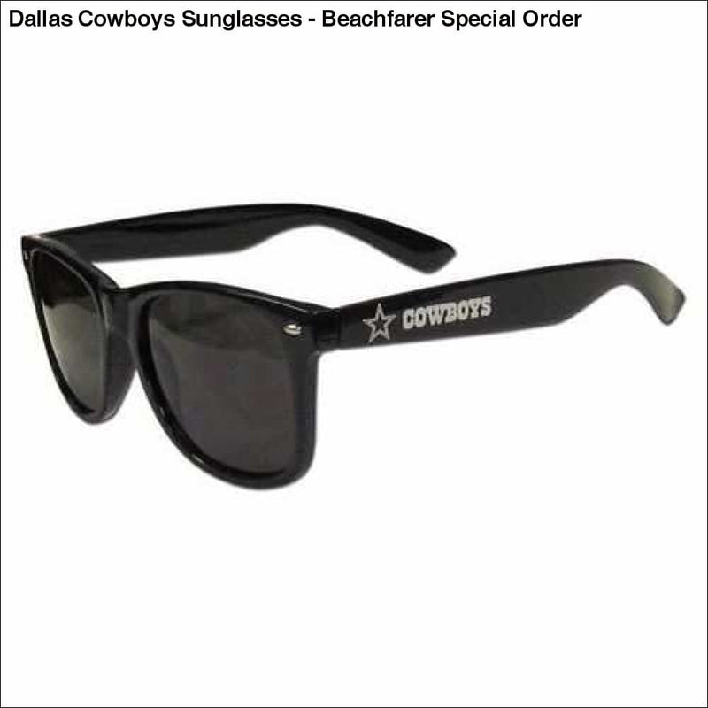 Dallas Cowboys Sunglasses - Beachfarer Special Order - Teams