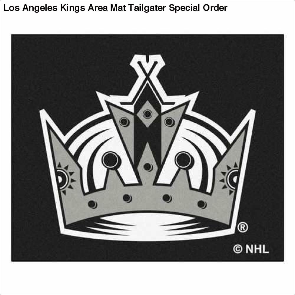 Los Angeles Kings Area Mat Tailgater Special Order - Teams