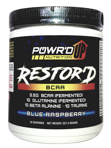 Restor'd - BCAA Powder