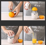Portable Wheat Straw Manual Juicer