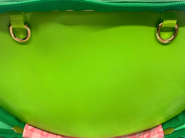 Lime ITA Bag